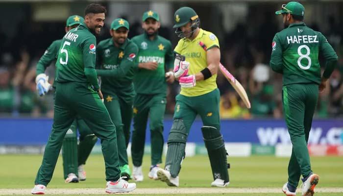 پاکستان کرکٹ ٹیم کے دورۂ جنوبی افریقا کے امکانات معدوم ہوگئے