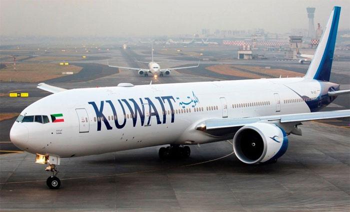 کویت میں بین الاقوامی پروازوں کا سلسلہ جزوی بحال