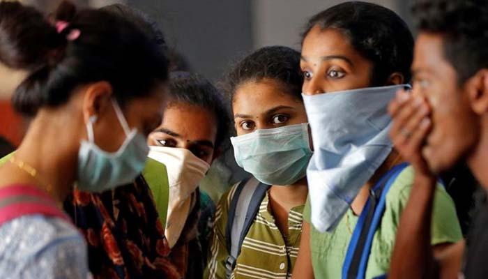 بھارت: تین دنوں میں ایک لاکھ 60 ہزار نئے کورونا کیسز
