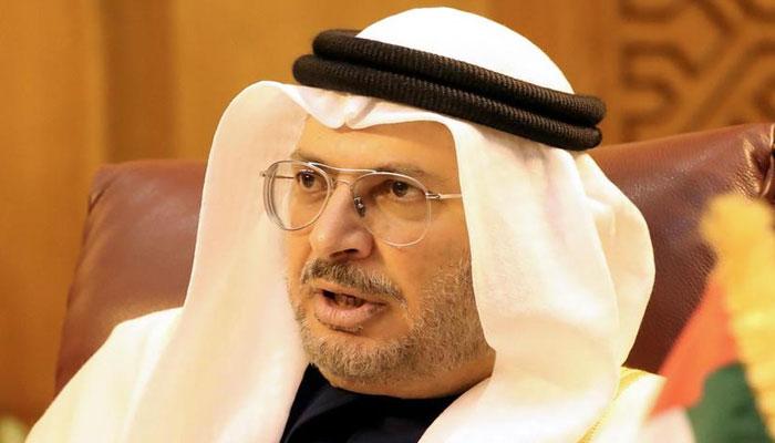 ترکی کو عرب ممالک کے امور میں مداخلت سے باز رہنے کا انتباہ