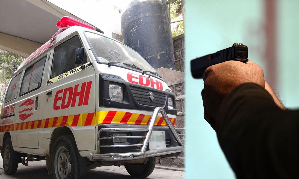 کراچی: شاہ لطیف ٹاؤن میں فائرنگ، پولیس اہلکار زخمی