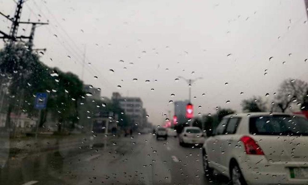 کراچی میں آج ہلکی بارش کا امکان