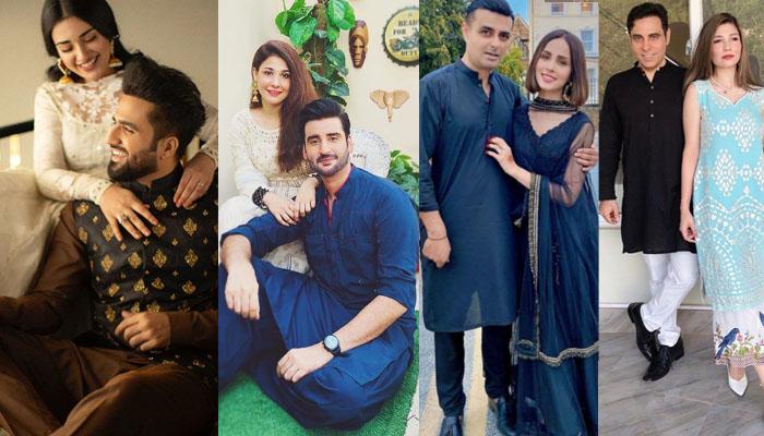 شادی کے بعد پہلی عیدالاضحیٰ ساتھ منانے والی شوبز جوڑیاں