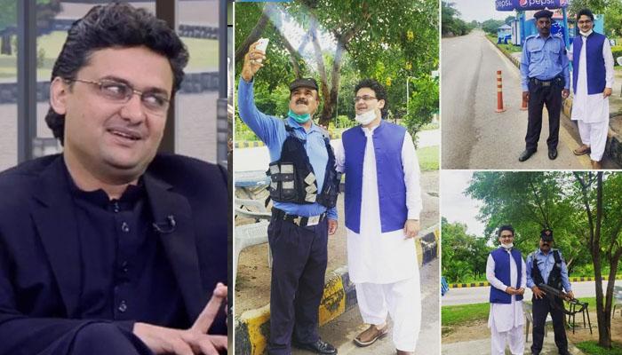 فیصل جاوید کا سیکورٹی اہلکاروں کو خراج تحسین