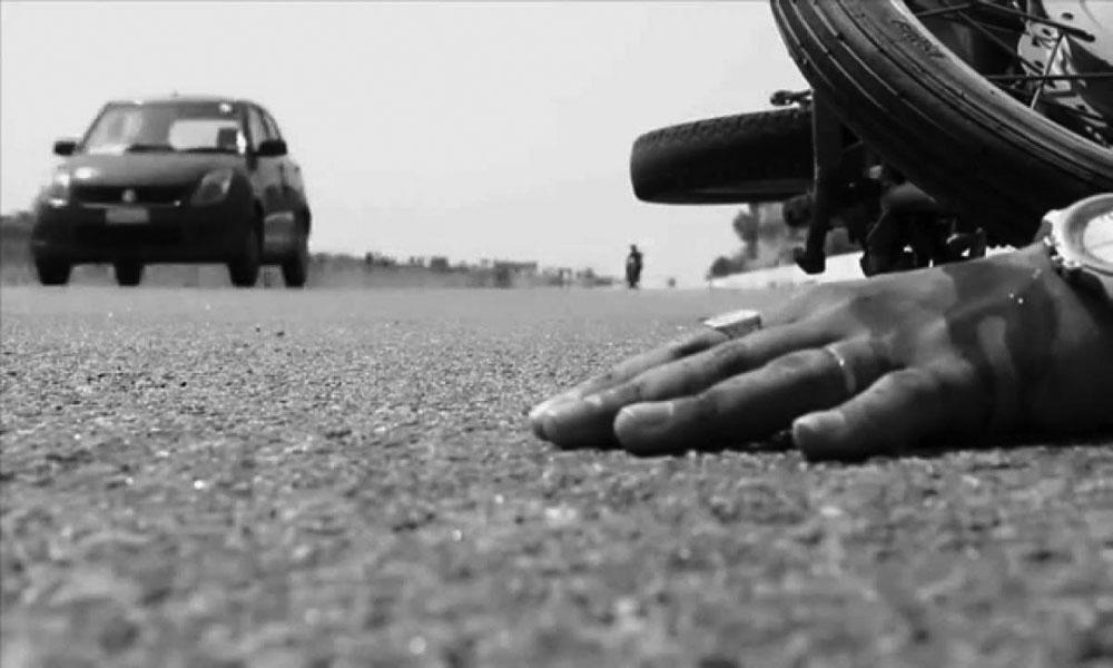 رحیم یارخان: کار کی موٹر سائیکل کو ٹکر، 1 شخص جاں بحق