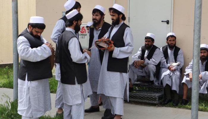 افغانستان، طالبان کے مزید 317 قیدی رہا