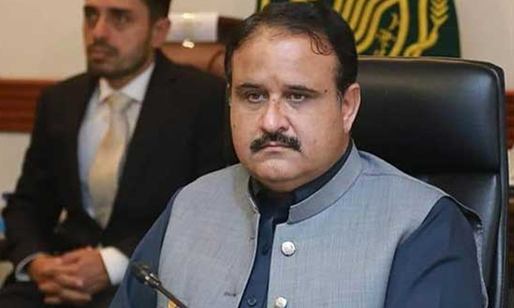وزیراعلیٰ پنجاب کا7 سالہ ملازمہ پر تشدد کا نوٹس