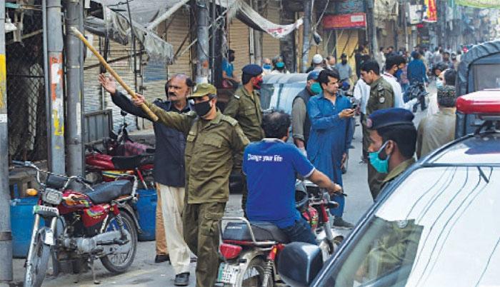 پنجاب حکومت آج ہی لاک ڈاون ختم کرنے کا اعلان کرے، آل پاکستان انجمن تاجران