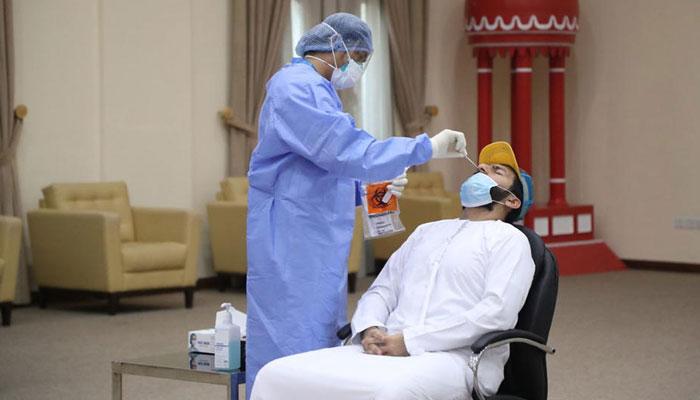 متحدہ عرب امارات میں کورونا کے 90 فیصد مریض صحت یاب