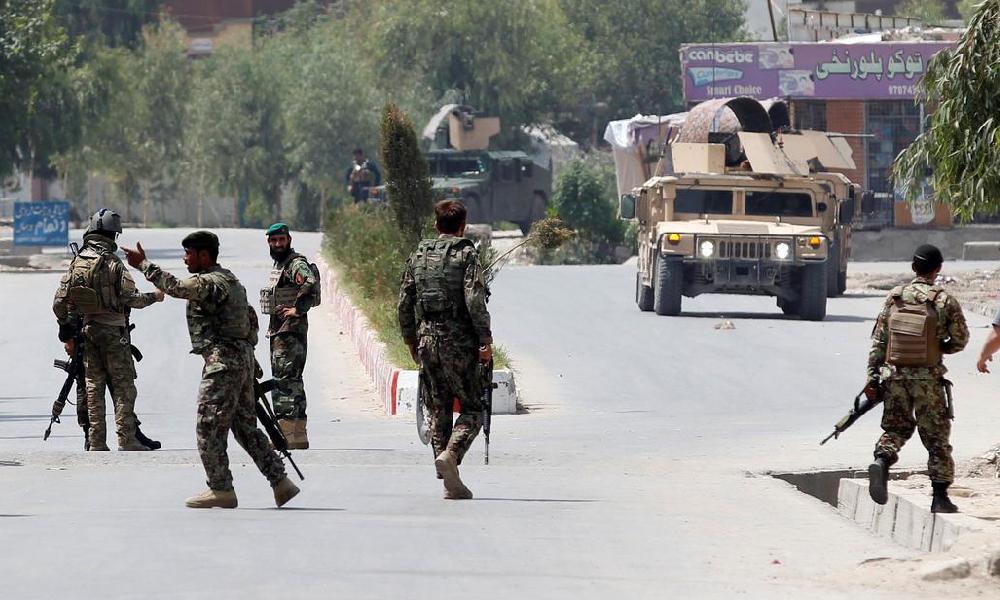 داعش کا جلال آباد جیل پر حملہ، 24 افراد ہلاک