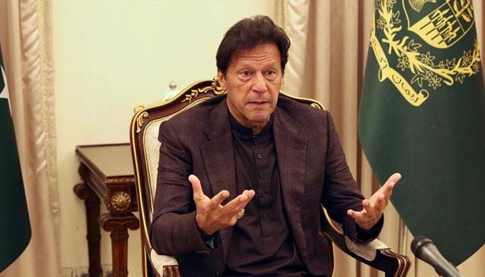 ایران، سعودی عرب ثالثی کا عمل جاری ہے، عمران خان