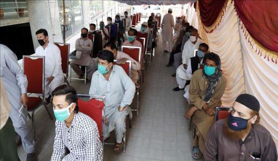 پاکستان: 2 لاکھ 80 ہزار کورونا کیسز
