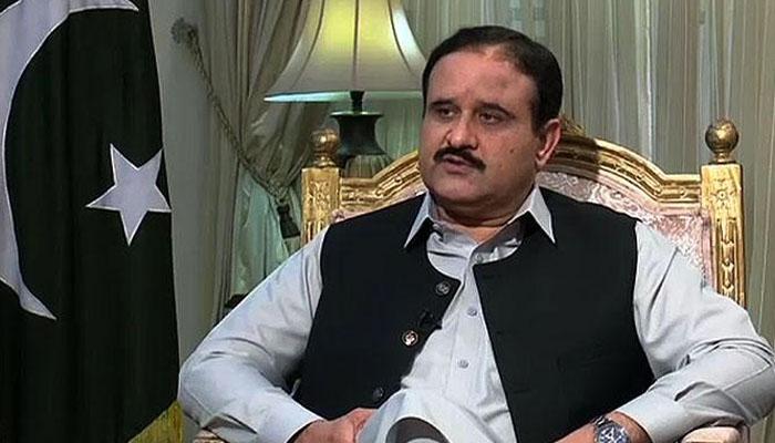 آج مقبوضہ کشمیر نقشے میں شامل ہوا کل یہ پاکستان کا حصہ ہوگا: عثمان بزدار