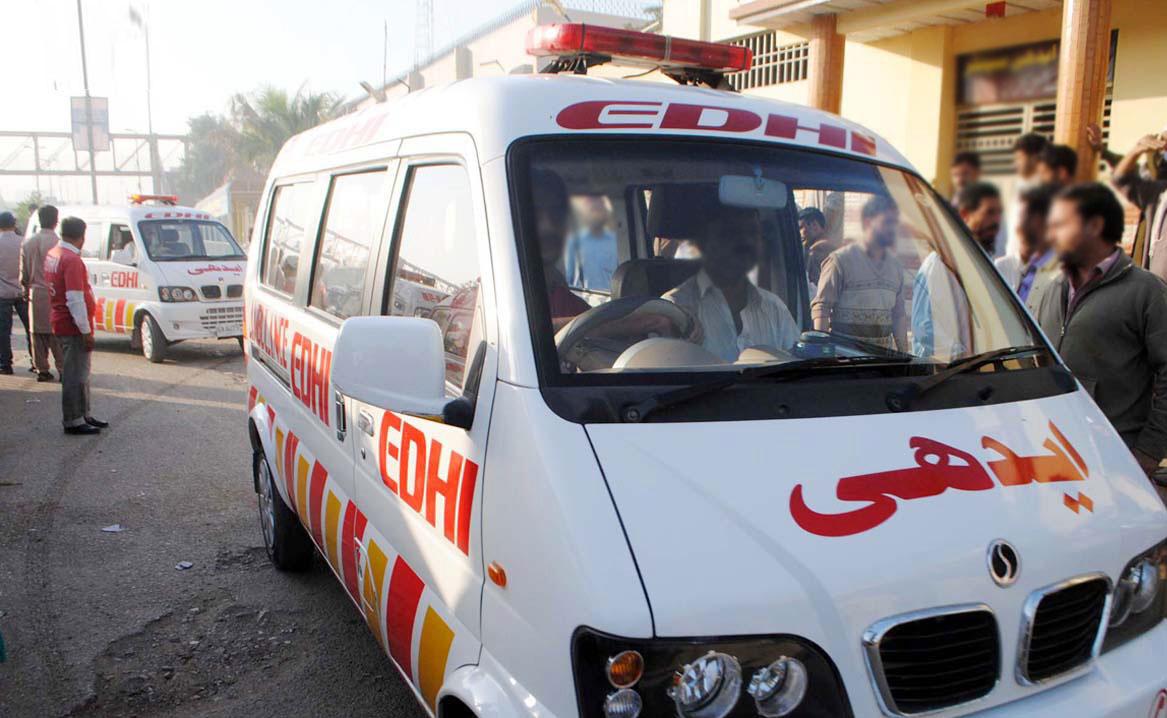 کراچی: گھر سے جوڑے کی 4 روز پرانی تشدد زدہ لاشیں برآمد
