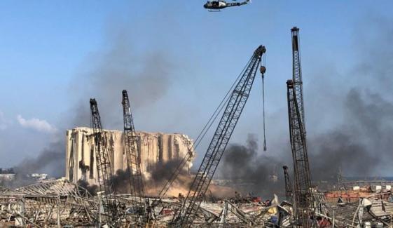 لبنان،  پاکستانی سفارتکار اور انکے اہلخانہ محفوظ