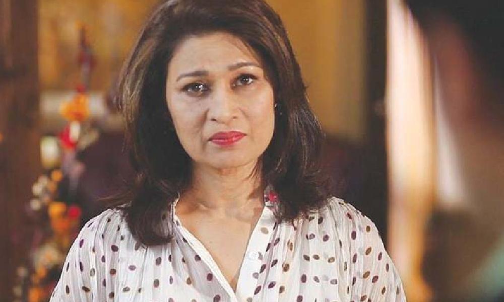 گلگت میں اداکارہ نائلہ جعفری کے گھر پر حملہ