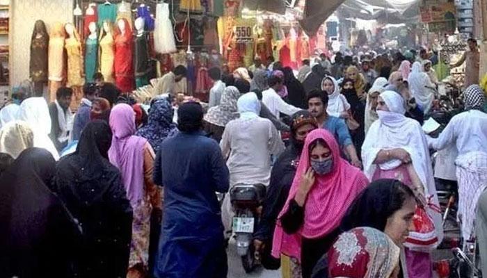 لاہور، تاجر برادری کا کاروبار کھولنے کے فیصلے کا خیرمقدم