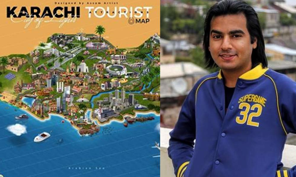 کراچی کے سیاحتی پرکشش مقامات کون سے ہیں ؟