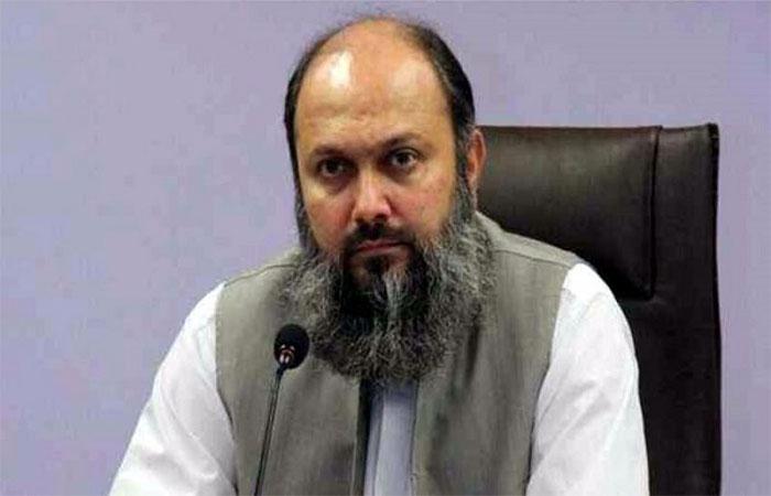 وزیر اعلیٰ بلوچستان کی ڈیمز کے ساتھ جنگلات لگانے کی ہدایت