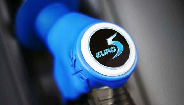 یورو فائیو پٹرول کی درآمد شروع