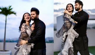سارہ اور فلک نے کراچی کی بارش کیسے انجوائے کی؟