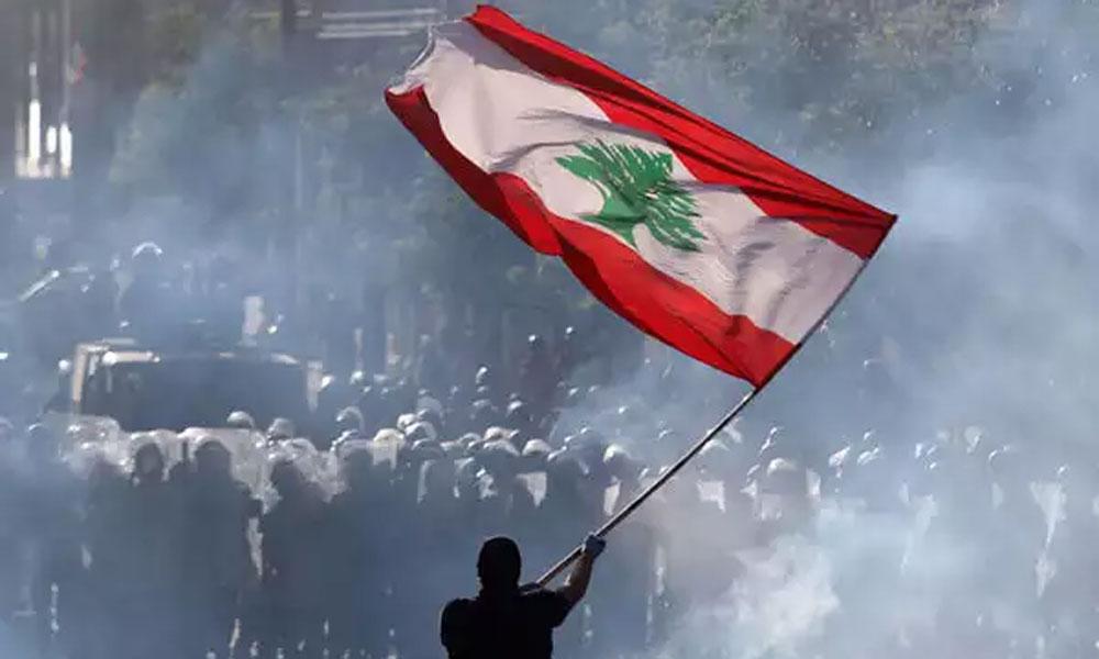 بیروت: مظاہرین کا وزارتِ داخلہ پر قبضہ