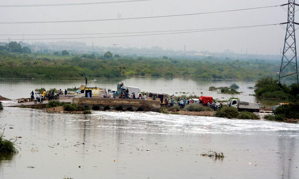 PDMA سندھ کی بارشوں سے نقصانات کی رپورٹ جاری