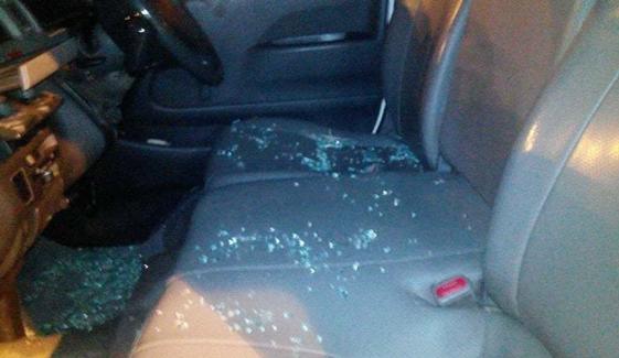 نارتھ ناظم آباد میں کار پر فائرنگ، 1جاں بحق