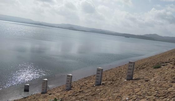 حب ڈیم: 3 دن میں سطحِ آب 16 فٹ بلند