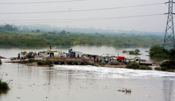 بارشوں سے نقصانات،PDMA سندھ کی رپورٹ