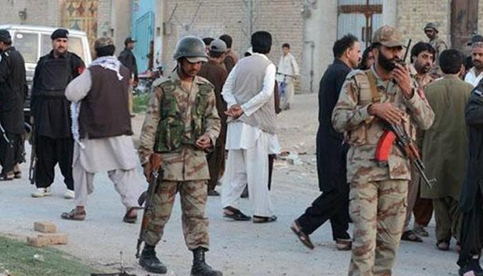 چمن: مال روڈ پر دھماکا، 3 افراد جاں بحق، 12 زخمی