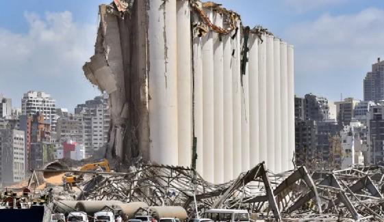 بیروت دھماکے،حکومتی نااہلی،2 وزراء مستعفیٰ