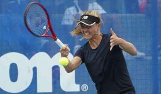 فرانس کی فیونا فیرو نے لیڈیز اوپن ٹینس چیمپئن شپ جیت لی