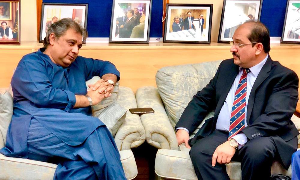 نئی شپنگ پالیسی کو بین الاقوامی سطع پر بھی سراہا جارہا ہے، علی زیدی