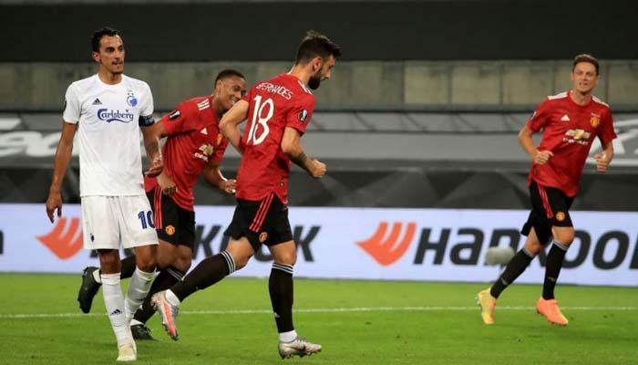 یوروپین فٹبال لیگ: مانچسٹر یونائیٹڈ اور انٹرمیلان سیمی فائنلز میں