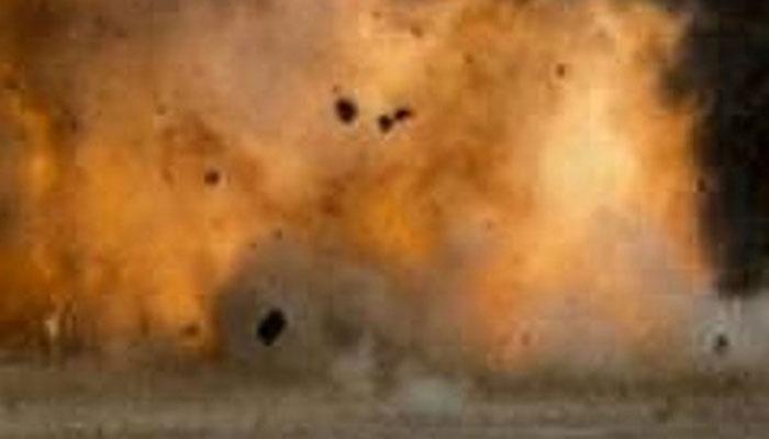 کراچی: گلشن حدید میں جشن آزادی کے اسٹال پر کریکر حملہ، 7 افراد زخمی
