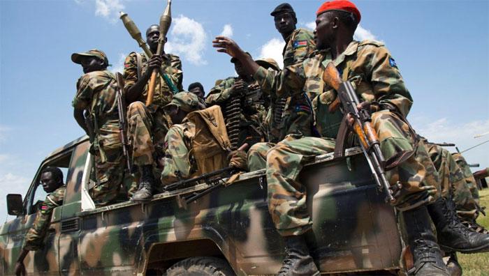 جنوبی سوڈان میں فوج اور شہریوں میں مسلح تصادم، 127 افراد ہلاک