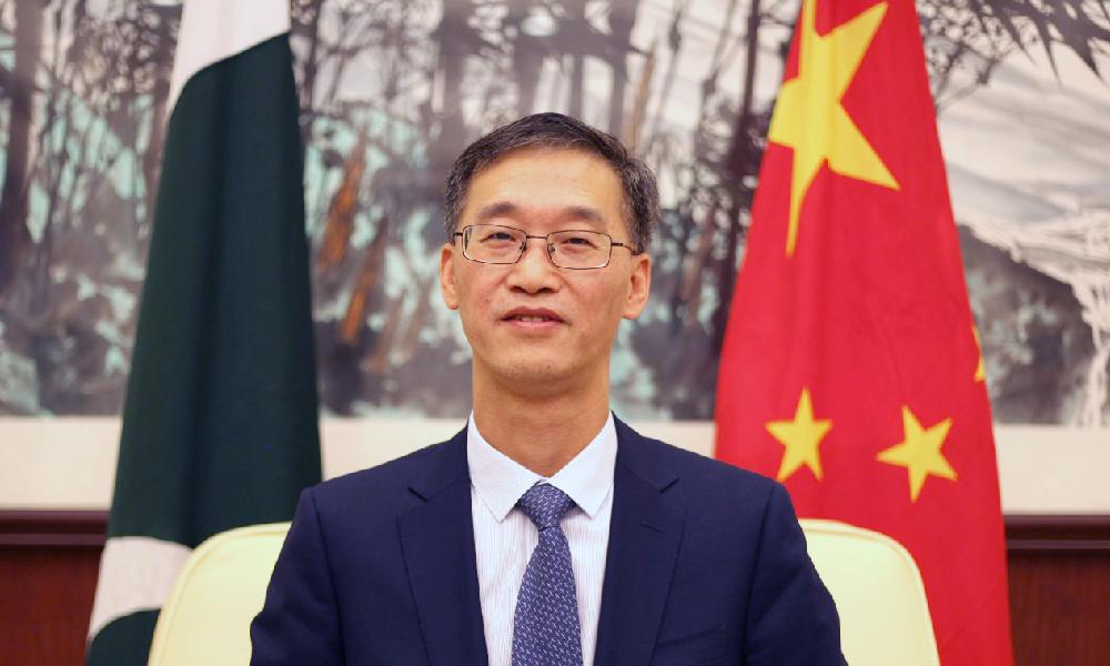پاکستان کا کووڈ19 پر جلدی قابو پانا معجزہ ہے، چینی سفیر