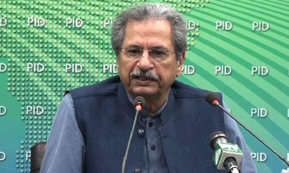 وکیشنل ٹریننگ سنٹرز کا قیام احسن اقدام ہے، شفقت محمود