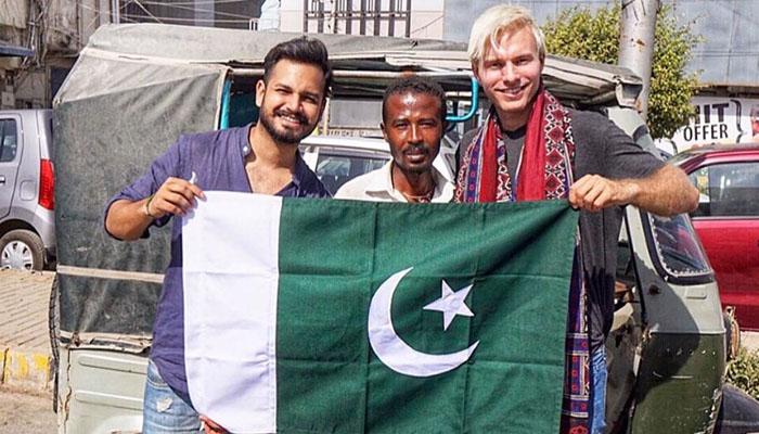 غیر ملکی بلاگر پاکستانیوں کے مداح ہوگئے