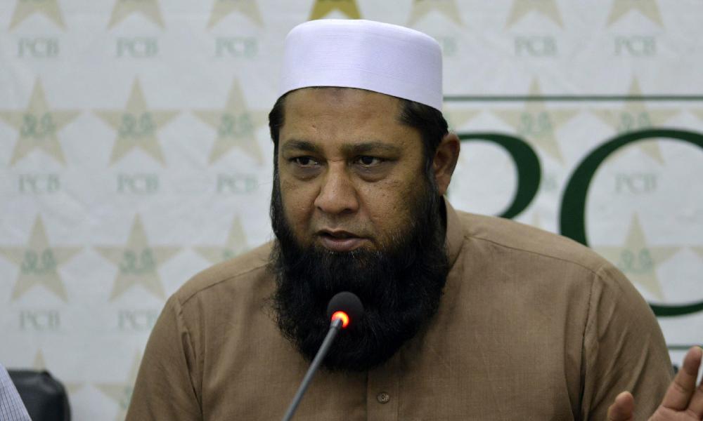 پاکستان کا پہلے بیٹنگ کا فیصلہ اچھا ہے، انضمام