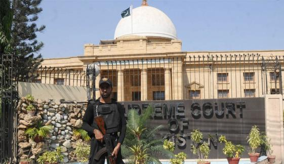 کراچی میں نالوں سے قبضہ ختم کرانے کا حکم