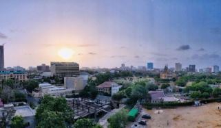 کراچی میں بوندا باندی اور ہلکی بارش کا امکان