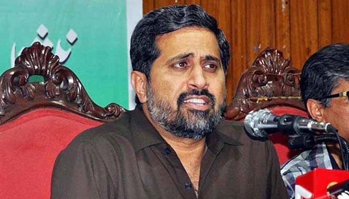 ریفرنس دائر ہونے تک وزیراعلیٰ ملزم نہیں، فیاض چوہان
