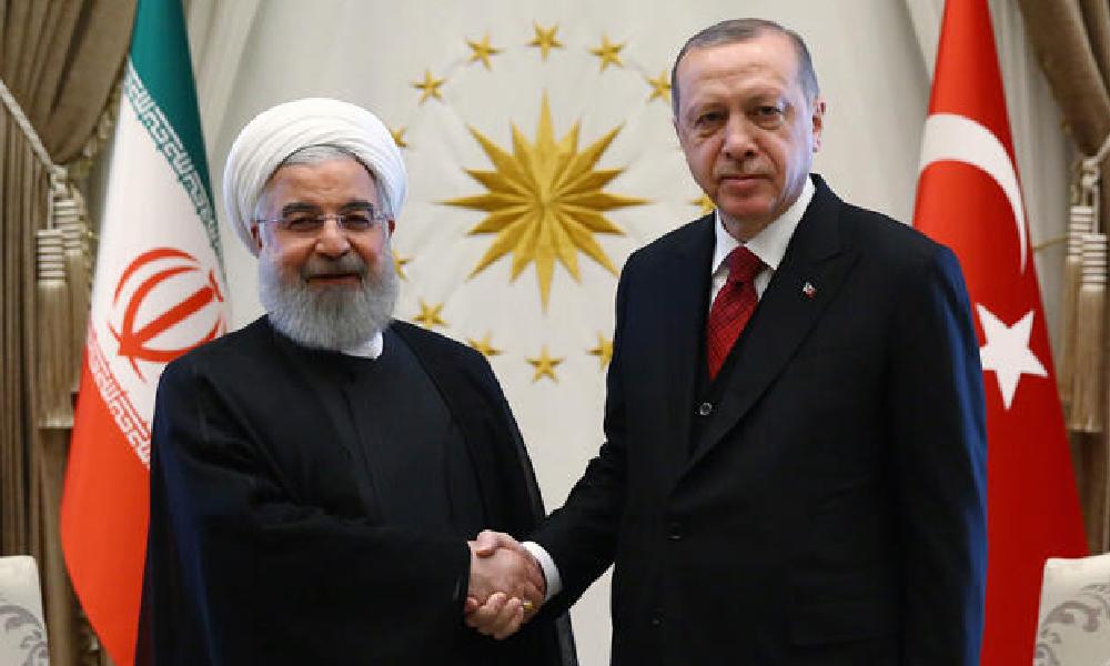 ترکی ، ایران کی امارات اور اسرائیل تعلقات بحالی کی مذمت