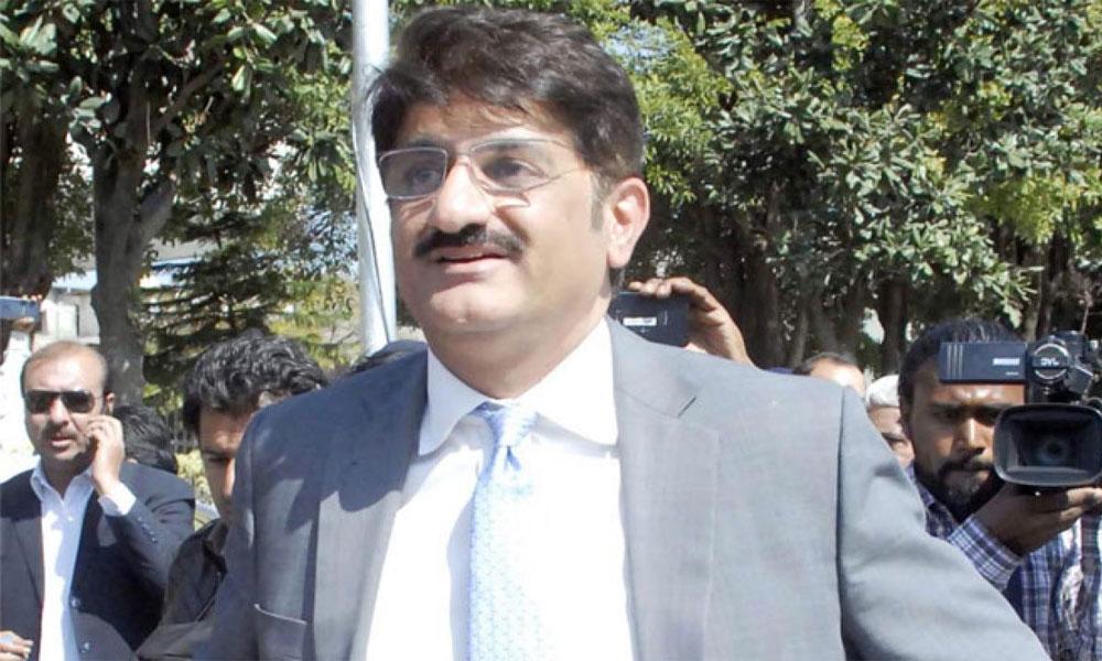 وزیرِ اعلیٰ سندھ کا سیلاب سے متاثرہ علاقوں کا دورہ