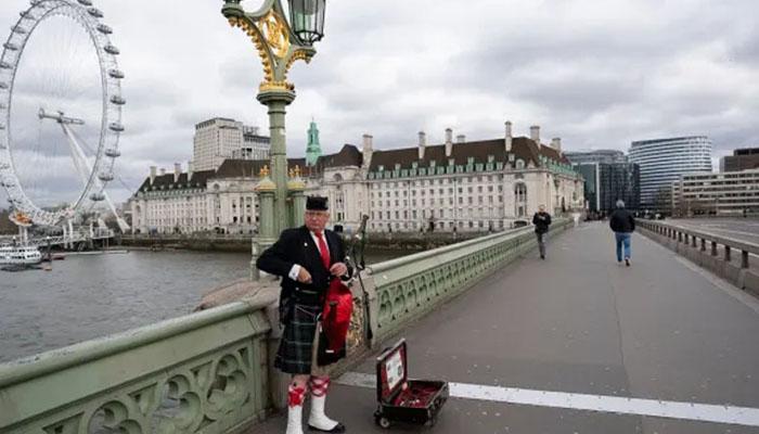 لندن، لاک ڈاؤن میں نرمی کا اطلاق ہفتہ سے ہوگا