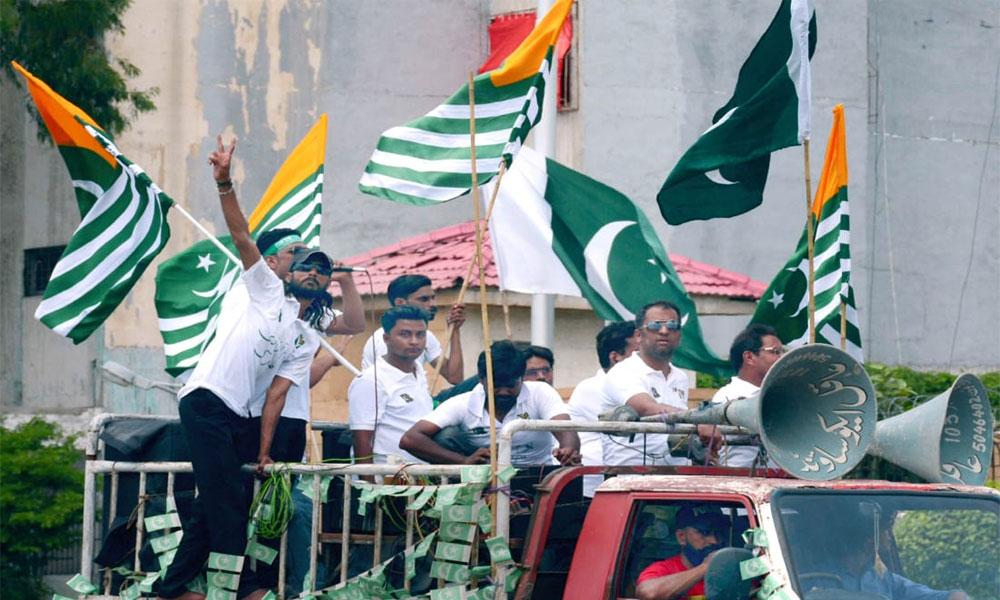 کراچی:جشنِ آزادی کی رونقیں عروج پر