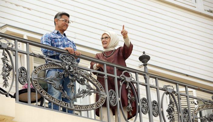 عامر خان کی استنبول میں ترک خاتون اول ایمان اوردگان سے ملاقات