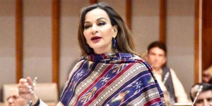 نیب کا قانون پاکستان کی بدنامی کا باعث بن رہا ہے،شیری رحمان